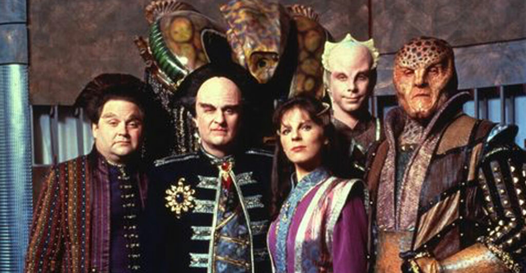 Babylon 5 – Random Memories Twenty Years later