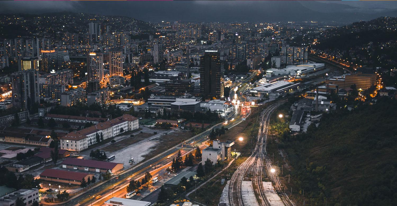 Sarajevo / Los Angeles