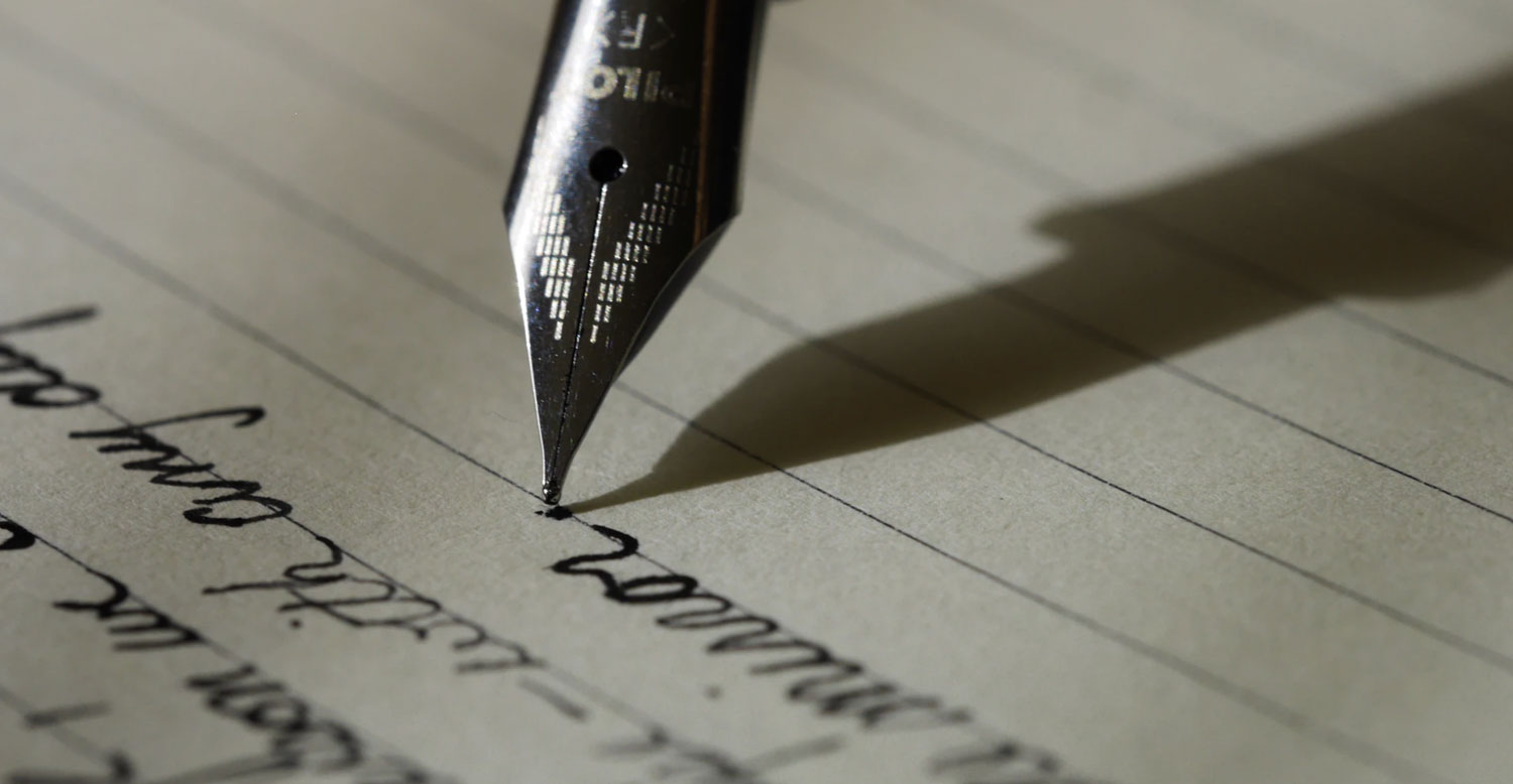 Impossibility of writing