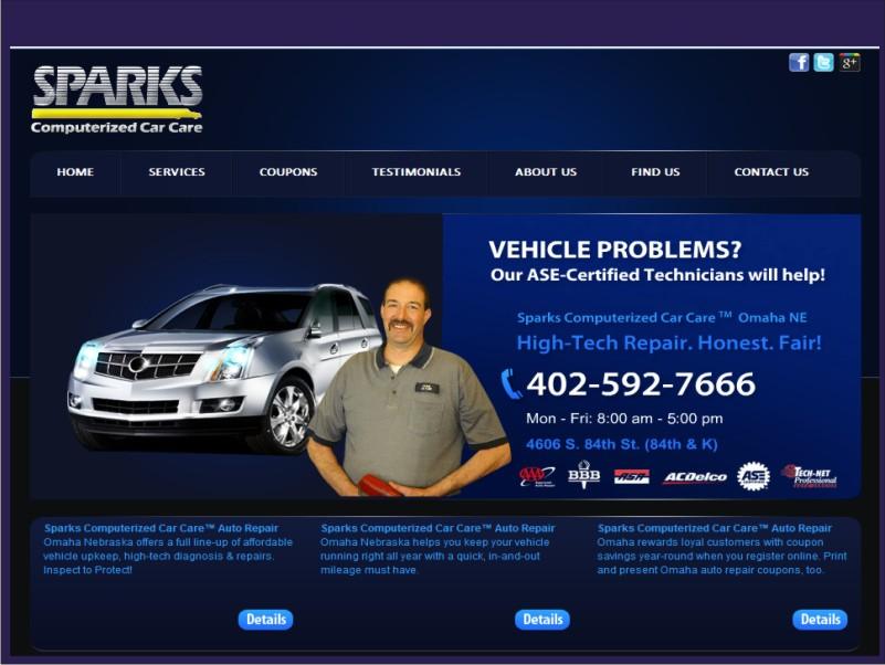 Sparks Computerized Car Care