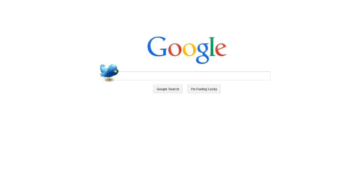Google Search To Display Live Tweets?