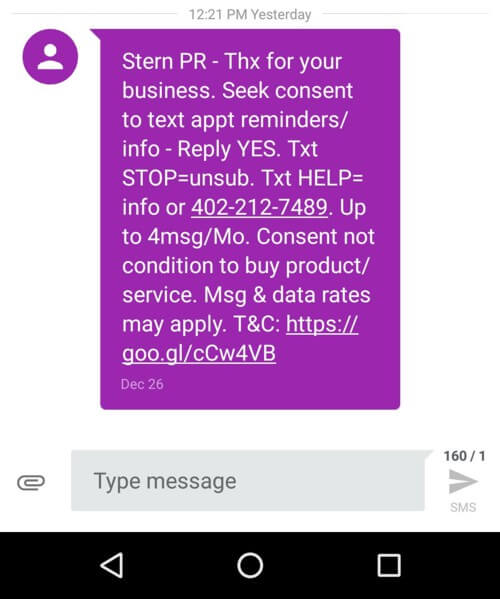 example-TCPA-compliant-text-for-business-sternpr-omaha