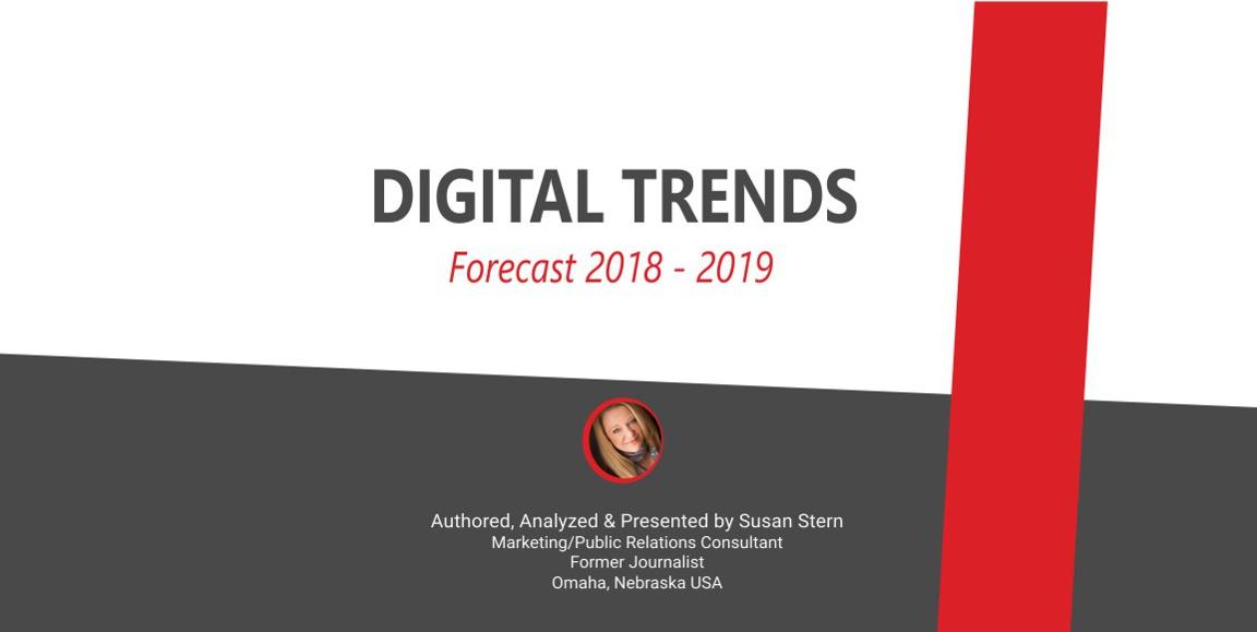 In-Depth Insight: Digital Trends 2018