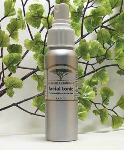 Blessed Botanicals Facial Tonic Bottle