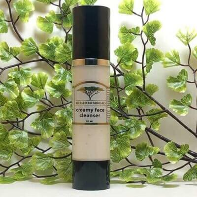 Blessed Botanicals Creamy Face Cleanser