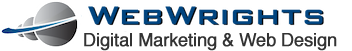 WebWrights Digital Marketing & Web Design Logo