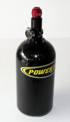 Nitrogen Bottle With Regulated Valve