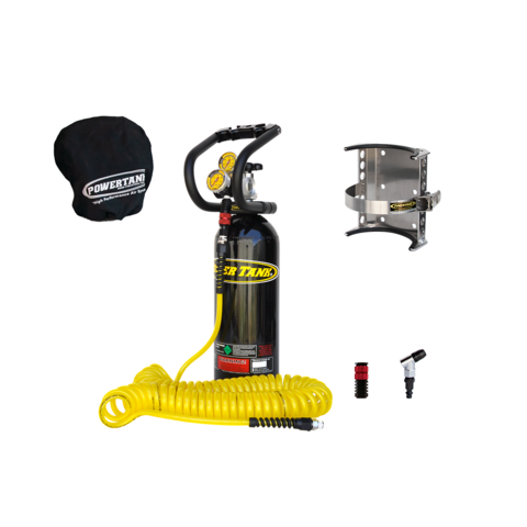 5 LB Power Tank Package A