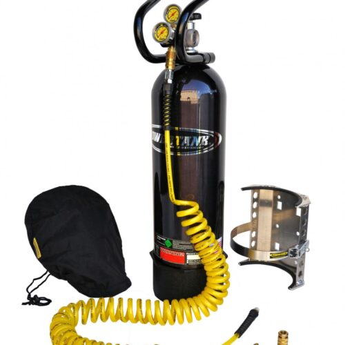 15 Lb Power Tank Package A 250 PSI Regulator