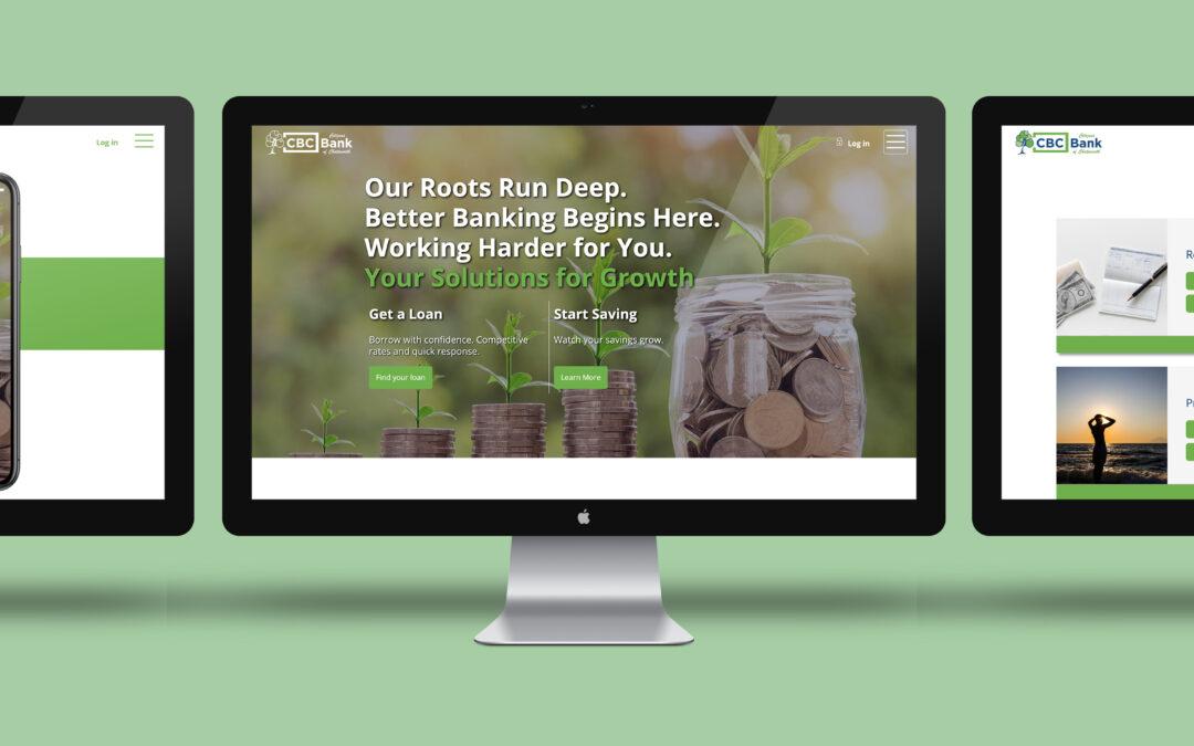 Banking Website Design