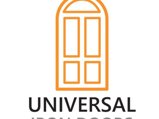 Universal Iron Doors Logo