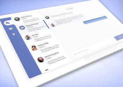 Group UI Design