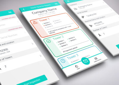 Dealer App UI Design
