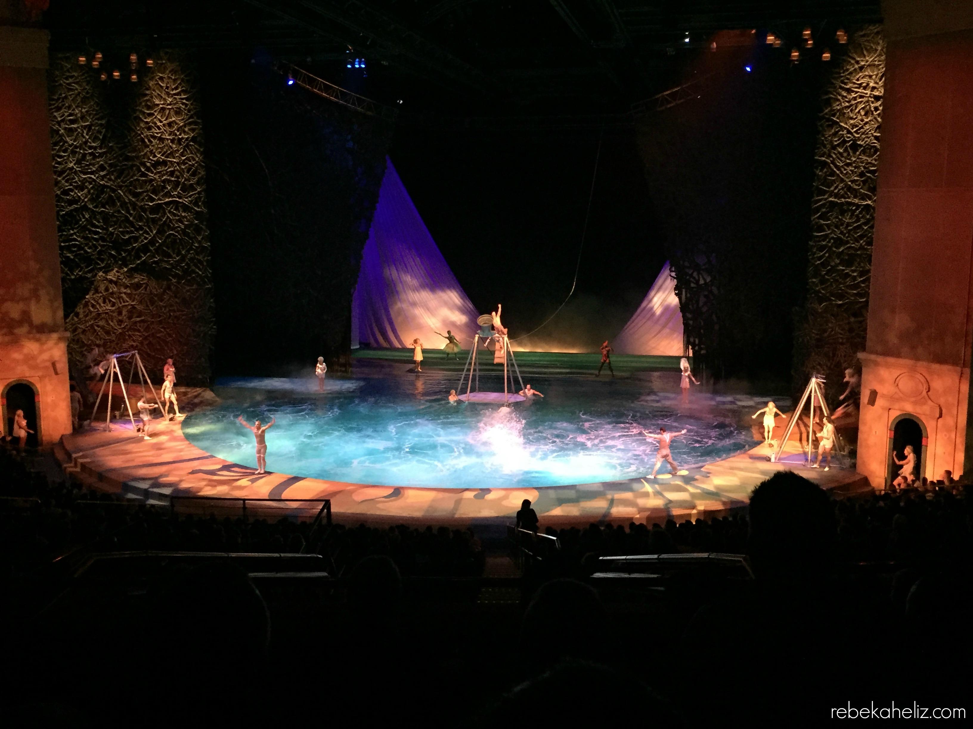 las vegas, cirque du soleil, o by cirque du soleil, bellagio