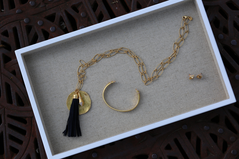 stella and dot, statement jewelry, summer style, gold jewelry, stella dot
