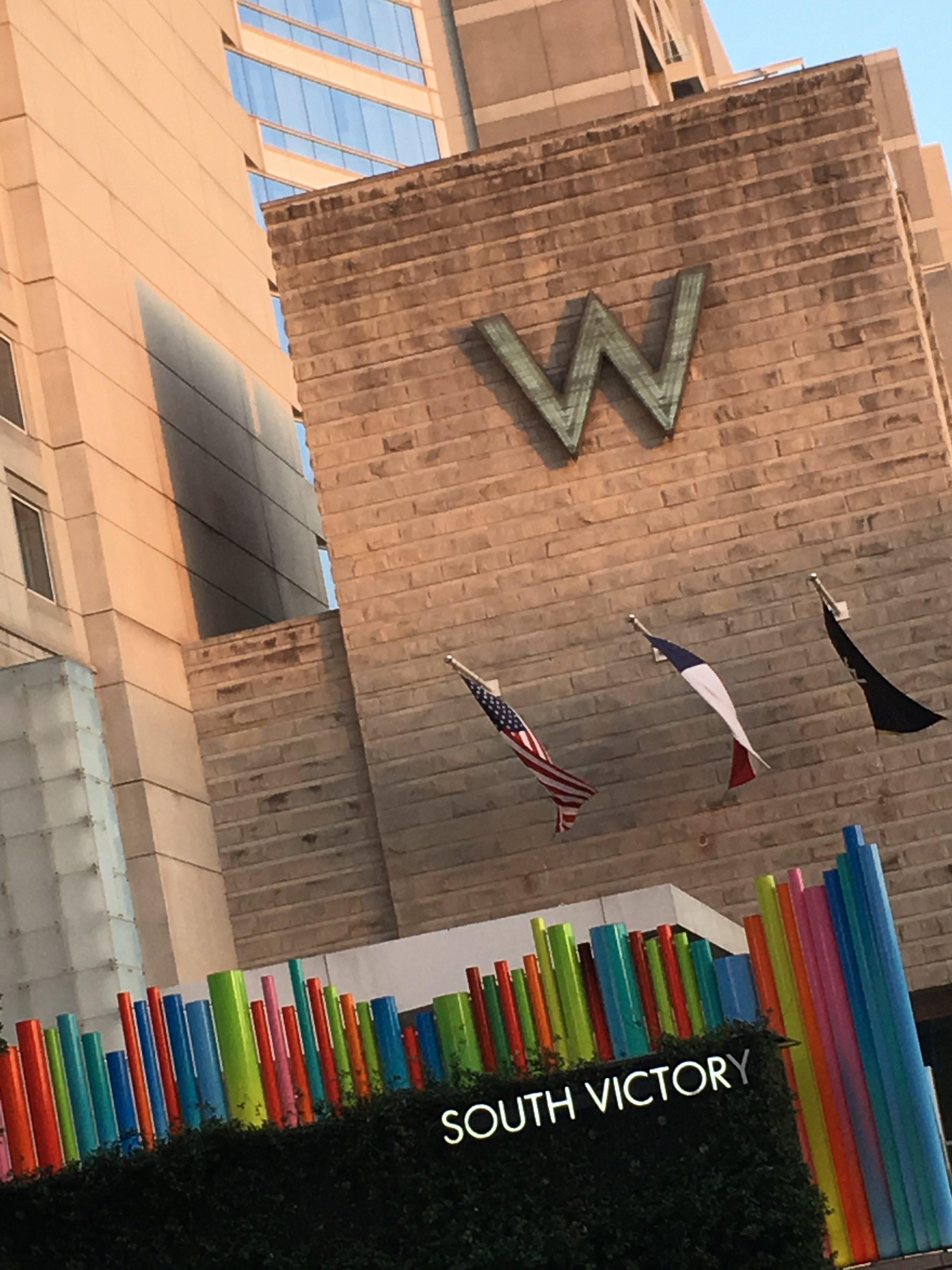 w dallas victory, dallas hotel, w hotels, spg, starwood hotels, dallas, downtown dallas, downtown dallas hotel