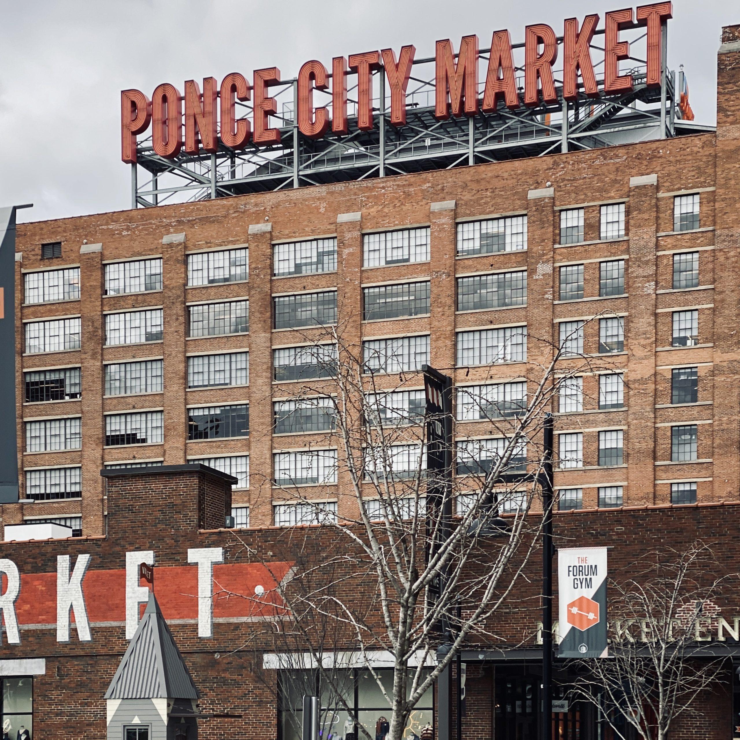 ponce city market, atl, Atlanta, Atlanta shopping, travel, wanderlust
