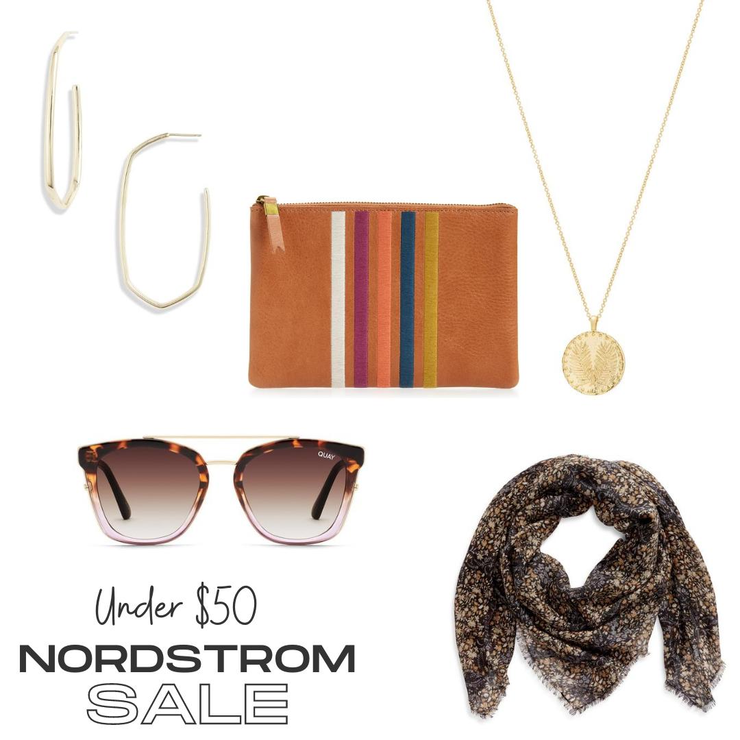 accessories under $50, nordstrom, nsale, nordstrom sale, Kendra Scott, gorjana