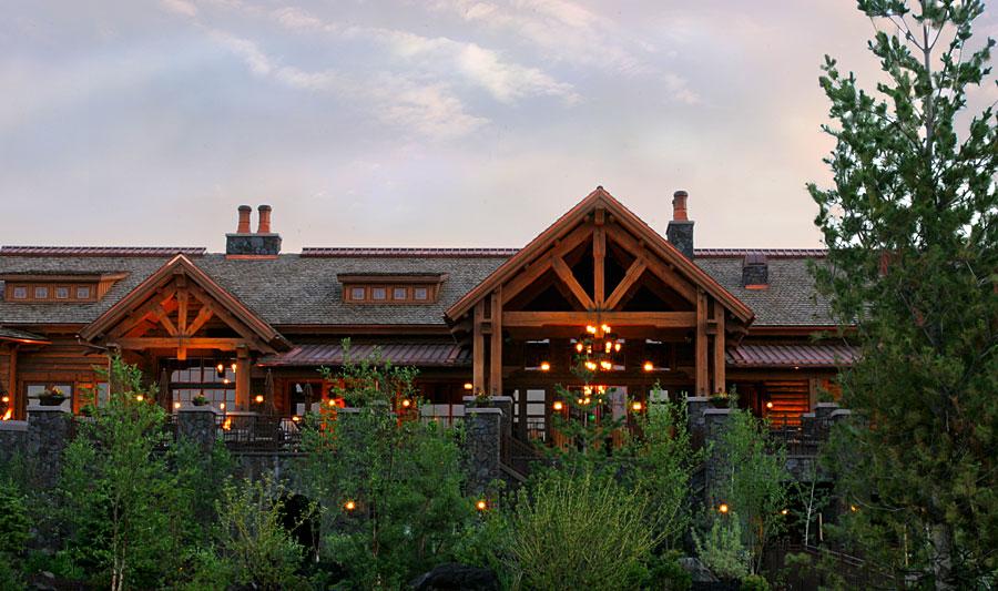 mountain clubhouse