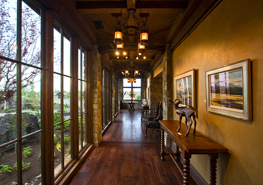 clubhouse member gallery interior design