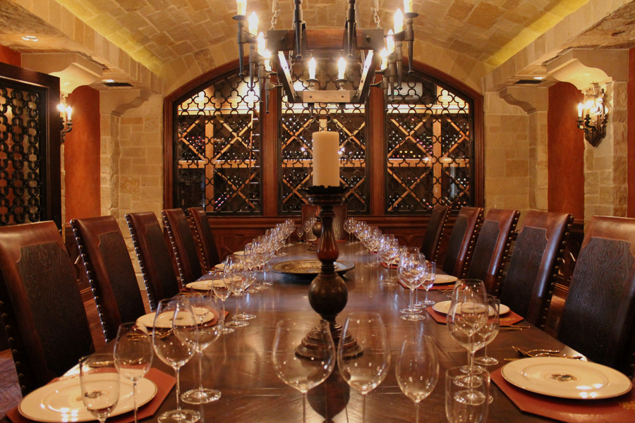 country club wine dining interior design