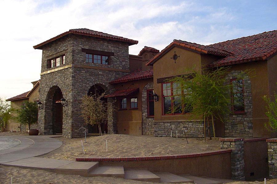 country club architecture design