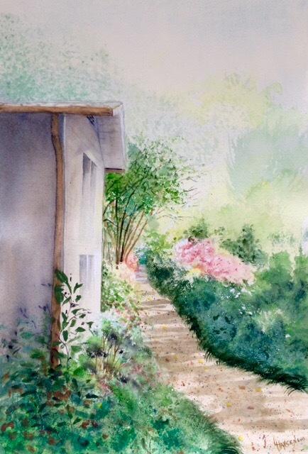 HANSEN-Louise-Garden-Path-20x14-