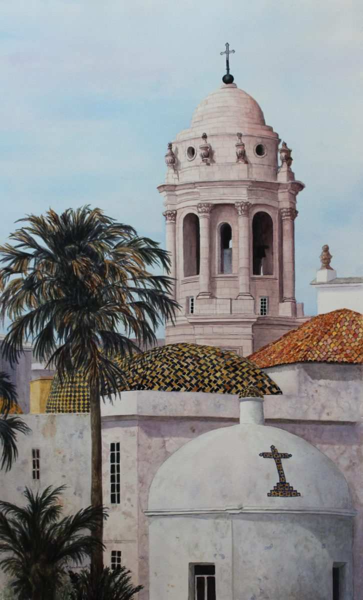 Theresa Beaubouef, Contemplating Cadiz-2nd Place Archives 2021