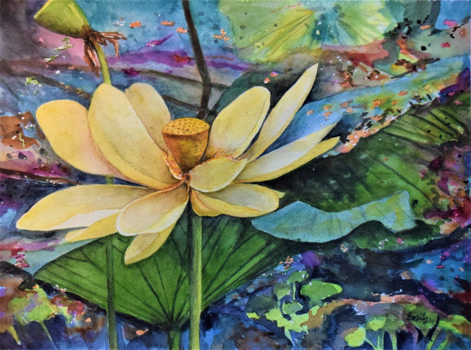 Emily Efferson, Lake Martin Lotus