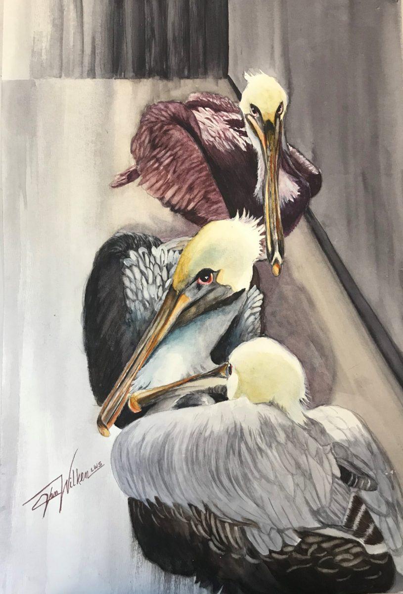 Jan Wilken LWS-Pelican Totem-Honorable Mention Archives 2021