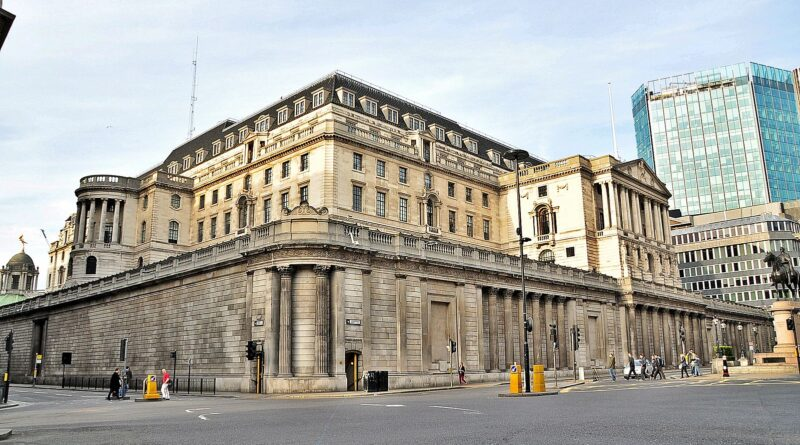 Bank of England considers creation of digital currency