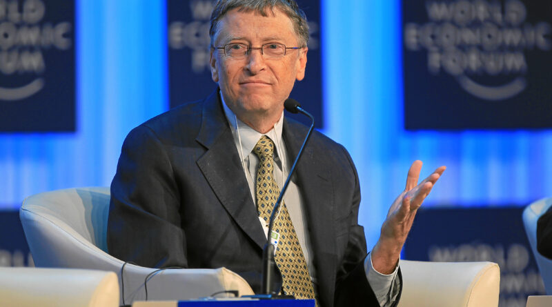 BBC receives millions from the Gates Foundation