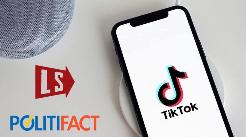 TikTok teams up with notoriously biased fact-checkers ahead of US election
