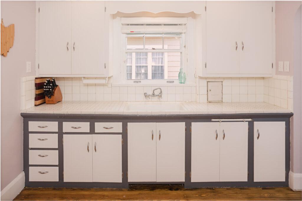 1920s original kitchen