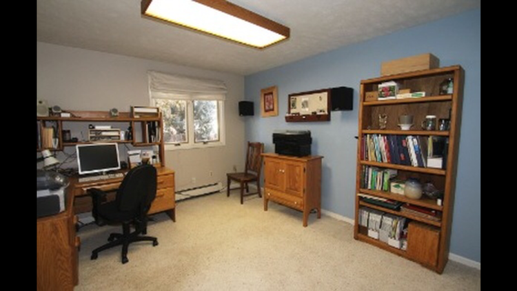 Office at our third flip house
