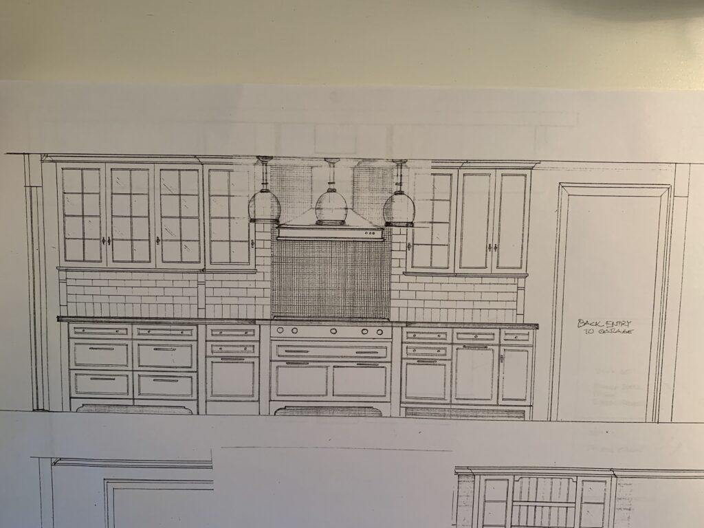 Kitchen design by Unverferth Interiors