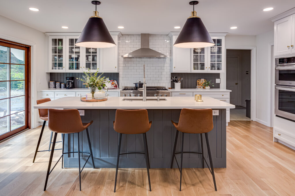 2019 year in review - Full kitchen renovation at our new home