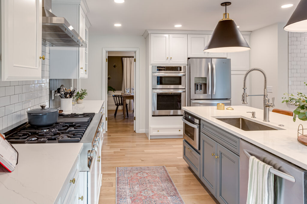 Top 9 on Instagram - kitchen renovation