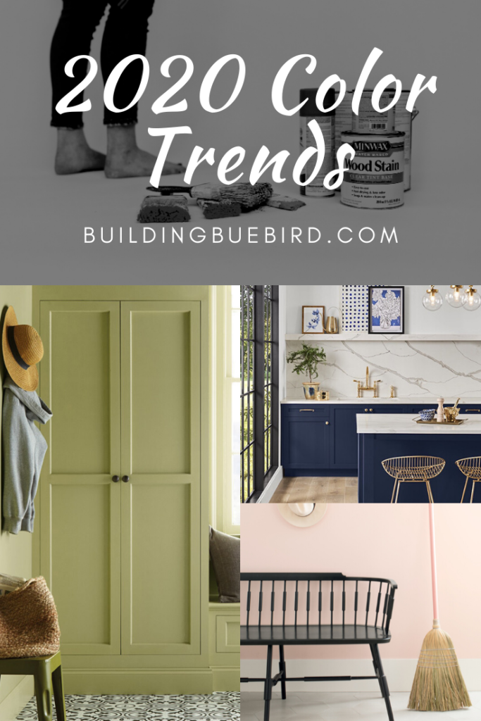 Paint color trends in 2020 | Full recap of all paint brands color of the year #pantone #paintcolor #homerenovation #homedesign #paint