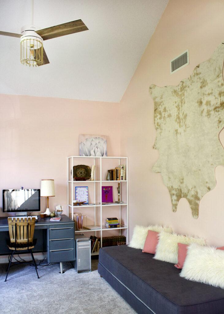 HGTV Home Romance paint color