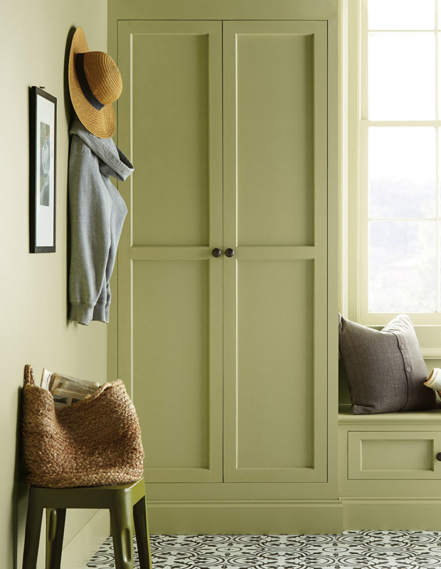 Behr Back to Nature 2020 color of the year