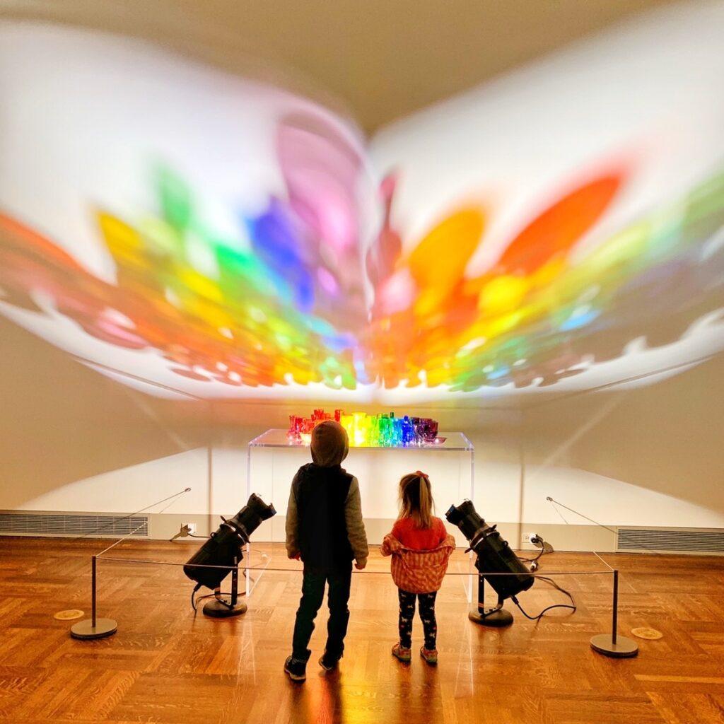 Toledo Museum of Art kid friendly activities
