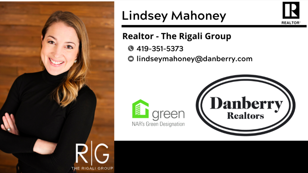 Lindsey Mahoney | Realtor with the Rigali Group  at Danberry