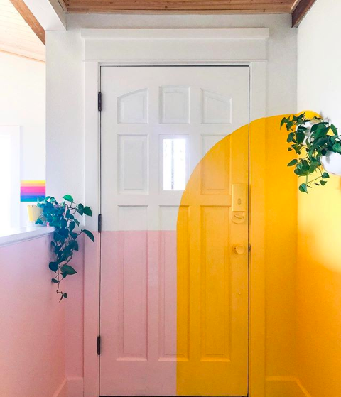 Playful designs make this entry fun and joyful