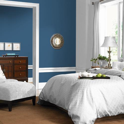 Chinese Porcelain by PPG - 2020 Color of the Year | Building Bluebird