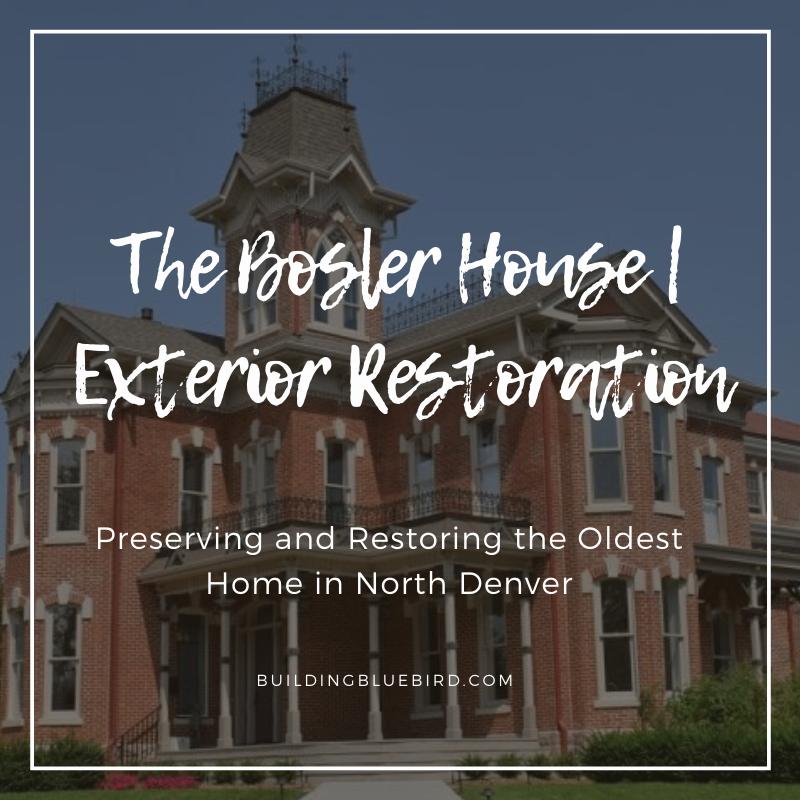 The Bosler House in Denver