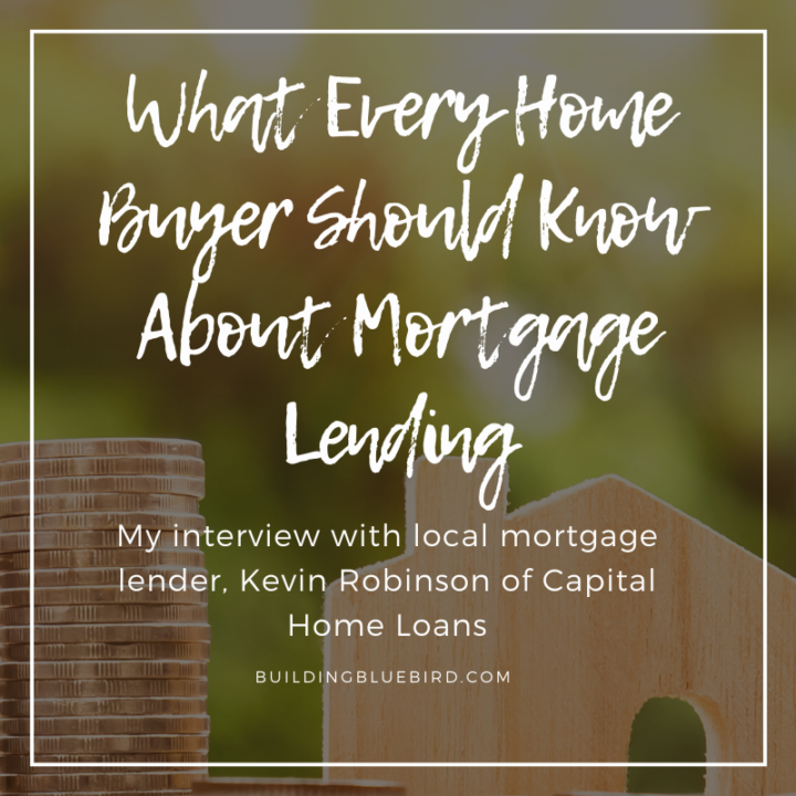 Home buyers & the mortgage lending process