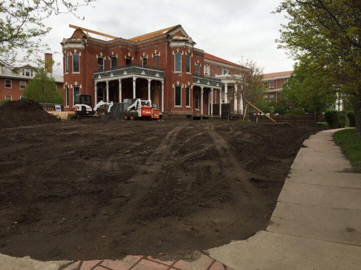 Restoration begin in 2017