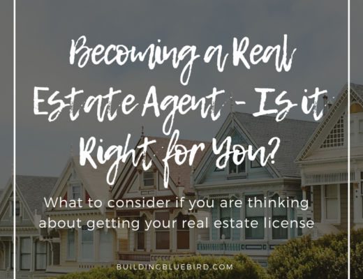 What to consider when deciding to become a real estate agent