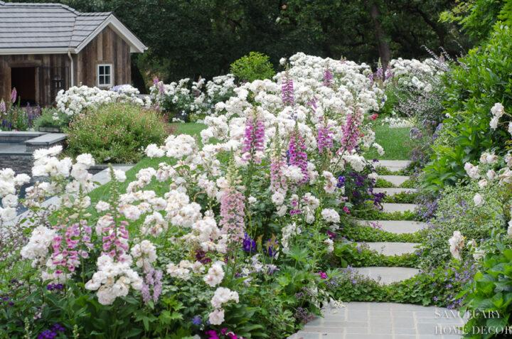 English garden landscape inspiration